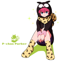 P-chan Parker by WXdeviant