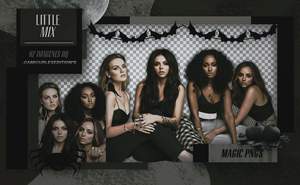 PACK PNG 237 | Little Mix by MAGIC-PNGS
