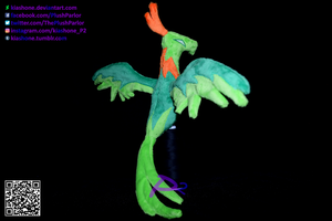 Pyrelight by kiashone