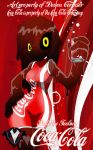 Advert - Coca-Cola - Jelly-O by PlayboyVampire