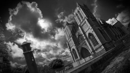 Bristol Cathedral by Snaptheshot89