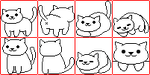 Neko Atsume Icon Base Pack by StitchedScrews