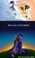 One year of... by Stuflox