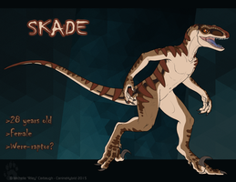 Skade Profile by CanineHybrid