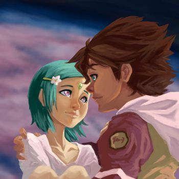 Eureka Seven by RandoWis