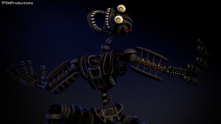 Nightmare Endoskeleton [4K] by TF541Productions