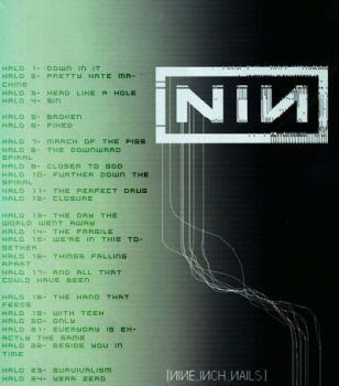 NIN Halos by Echoing-The-Sound