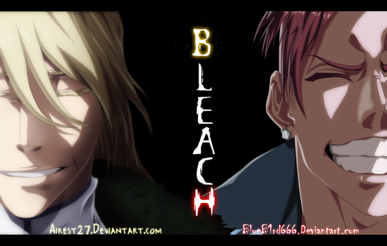 Jugram Haschwalth and Bazz-B - Bleach |Color| by Airest27