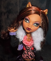 Clawdeen-Rawr by Hollena