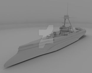 Work In Progress: HeavyCruiser by AceDarkfire
