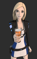 2525: Irene's support for BEER by Shadow-Corp