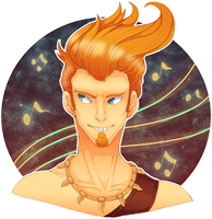 Apollo is in the house by Thami-Mixim