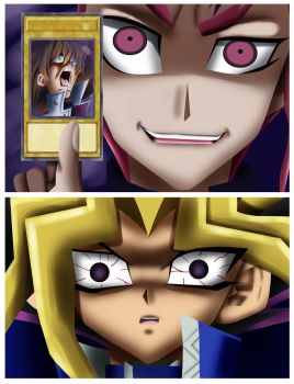.: YGO Crossover : Kaiba gets Carded :. by Sincity2100