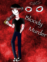 Bloody murder by Pinkwolfly