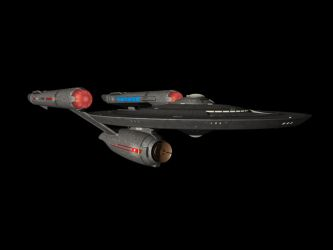 Discovery style USS Enterprise by metlesitsfleetyards