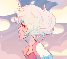 Pink Diamond by SadSadPear