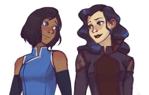 Korrasami by russell-o