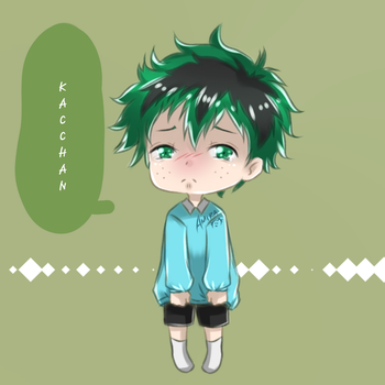Deku by Amira03