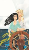 Set sails - Avent gift by K-naille