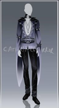 (CLOSED) Adopt Auction - Outfit 38 by cathrine6mirror