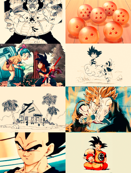 Dragon Ball Aesthetic by cjsn45