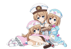 Tickle the Lowee Godesses RP Read description by thandc