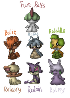 Ralts Crossbreed