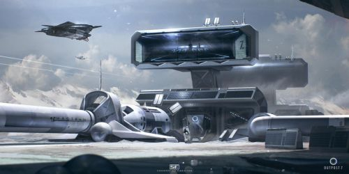 Outpost 7 by simonfetscher