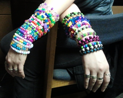 Kandi arms by anne-t-cats