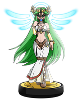 Amiibound Palutena Solo by Raver1357