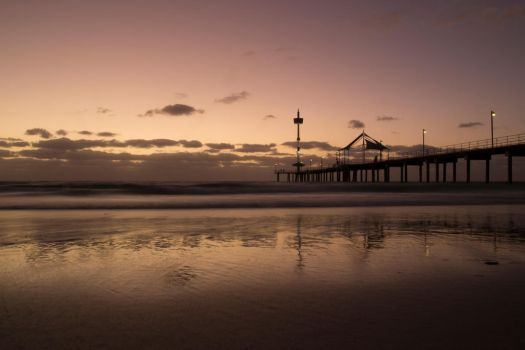 After The Sun Sets #2 - Long Exposure by DylserX