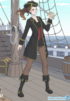 MISSANGEST PIRATE - Katerina by ggg805