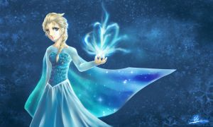 Let it Go by R-nowong