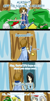 DISSIDIALAND - He's not home by himichu