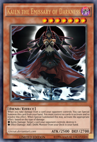 [EFFECT REVEALED!]Kaien the Emissary of Darkness by grezar