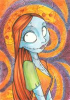 marker : Sally by KidNotorious