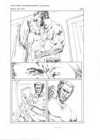 X-MEN tryout - pg 8 by vitorgorino