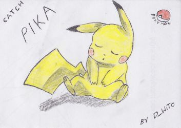 Pika by DWito9