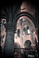 Norte Dame De Paris by midwatch