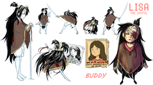 BUDDY (Colored sketch 6) by Onnion