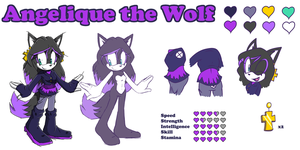 Angelique   Reference Sheet by TheLeoNamedGeo