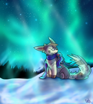 Let the Winter Shine On Us ~ (gift) by Jufnaty