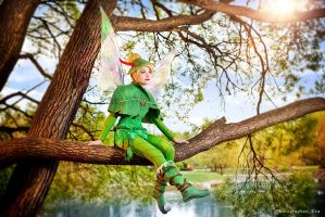 Tinker Bell and the Lost Treasure by Tink-Ichigo