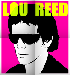 Lou Reed by indesition