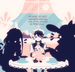 tea party by penchuu
