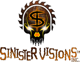 Sinister Visions Logo by SavageSinister