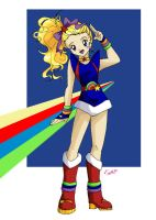 Rainbow Brite - Anime Style by Ty-Chou
