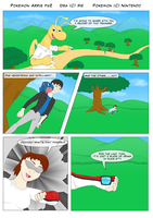 Pokemon Arris Adventure Page 2 by Mintoons