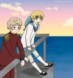 APH: Sealand and Latvia by carichan