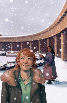 First Snow by yinza